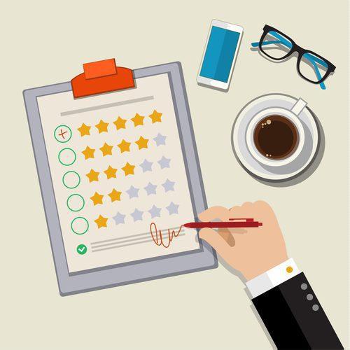 Оценка уровня удовлетворённости клиентов