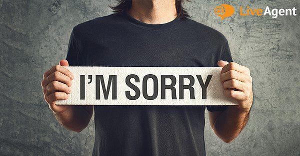 Como se Desculpar e Conquistar os seus Clientes