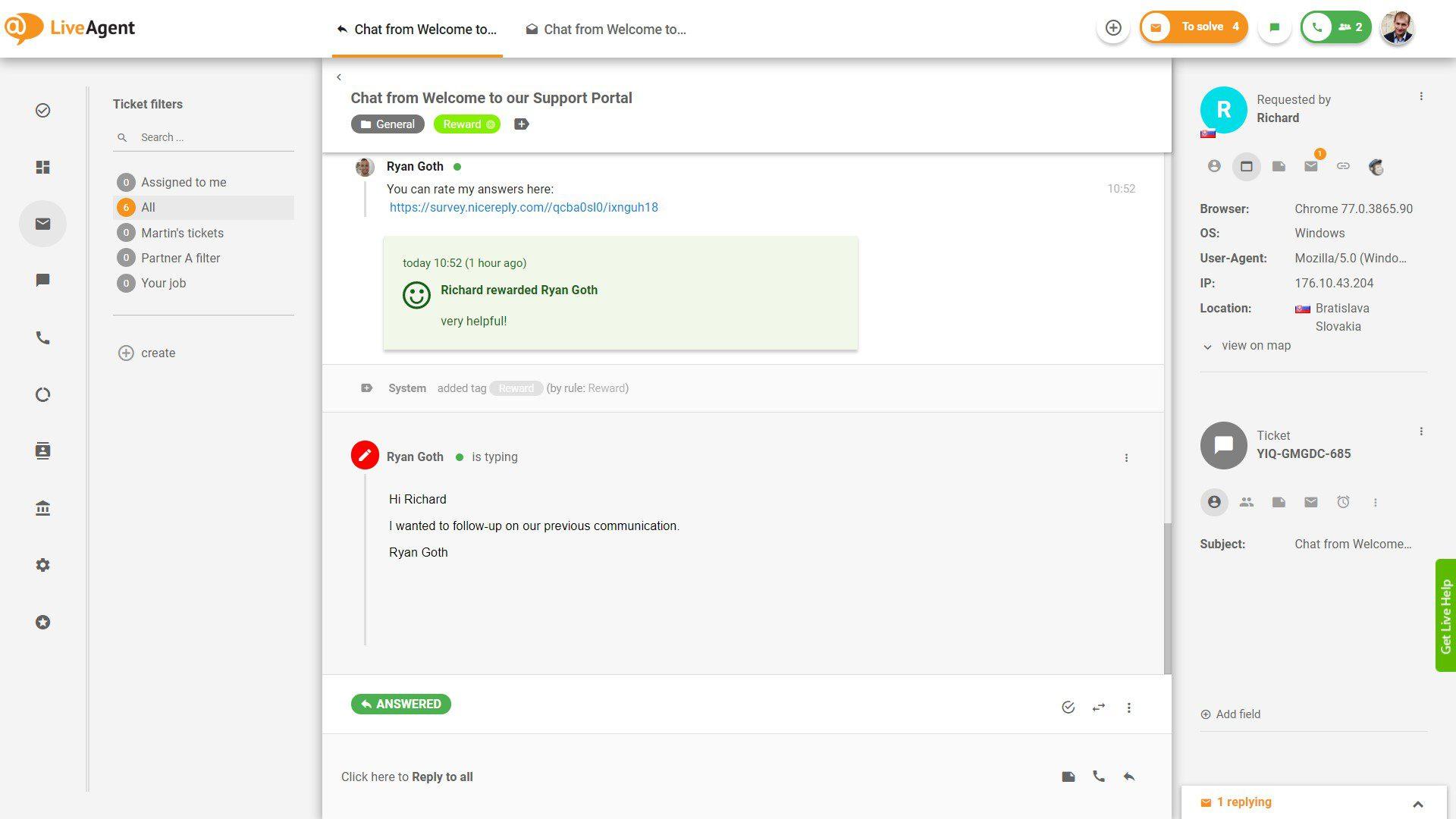 Программное обеспечение для удаленной поддержки клиентов в России