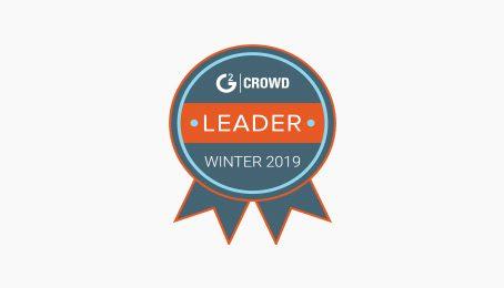G2 Leader Certificate