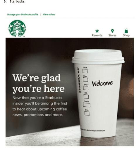 Erstklassige E-Mail-Vorlagen für den Start in das E-Mail-Marketing
