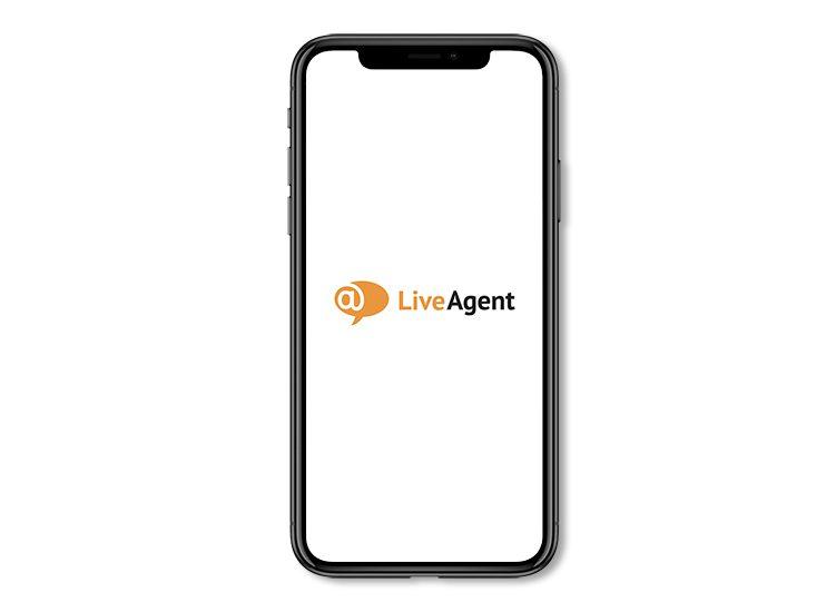 приложение liveagent для iphone