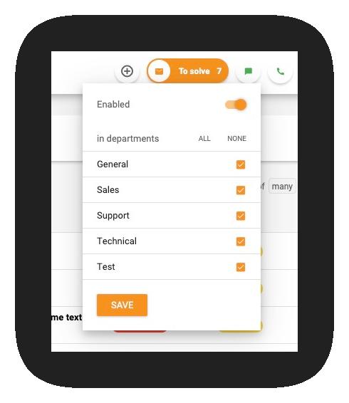 A jegykezelő rendszer bevált gyakorlatai - Jegyek automatizált elosztása - LiveAgent