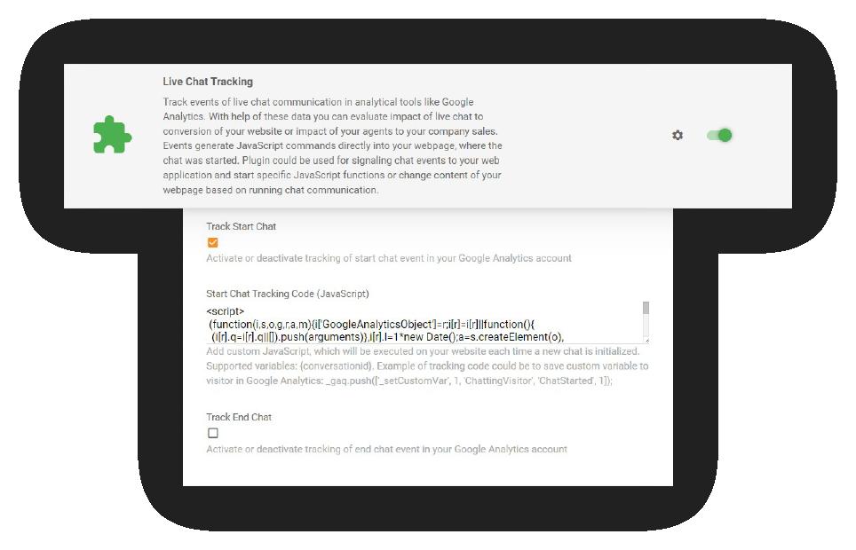 Tracciamento-chat-incorporato-LiveAgent