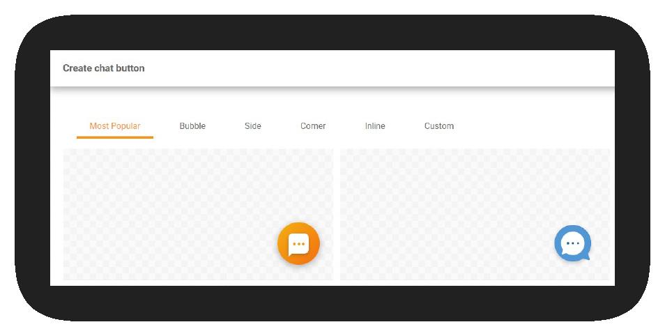 Create-chat-button-LiveAgent