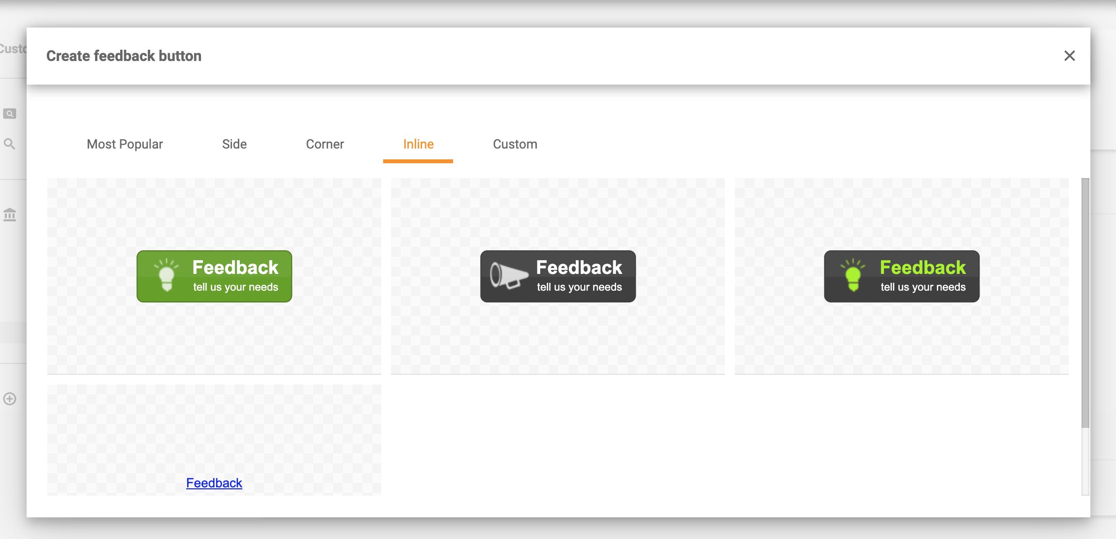 Feedback-button-styles-inline-LiveAgent