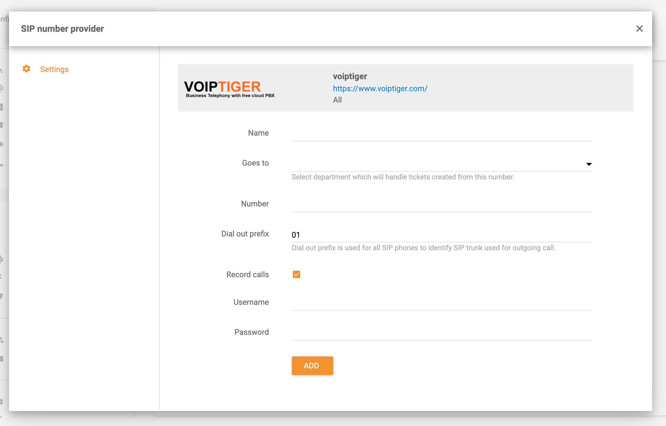 VoipTiger-in-LiveAgent