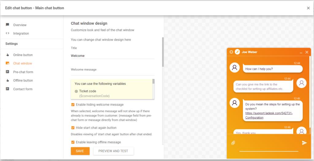 Shopify网店最佳实时聊天软件