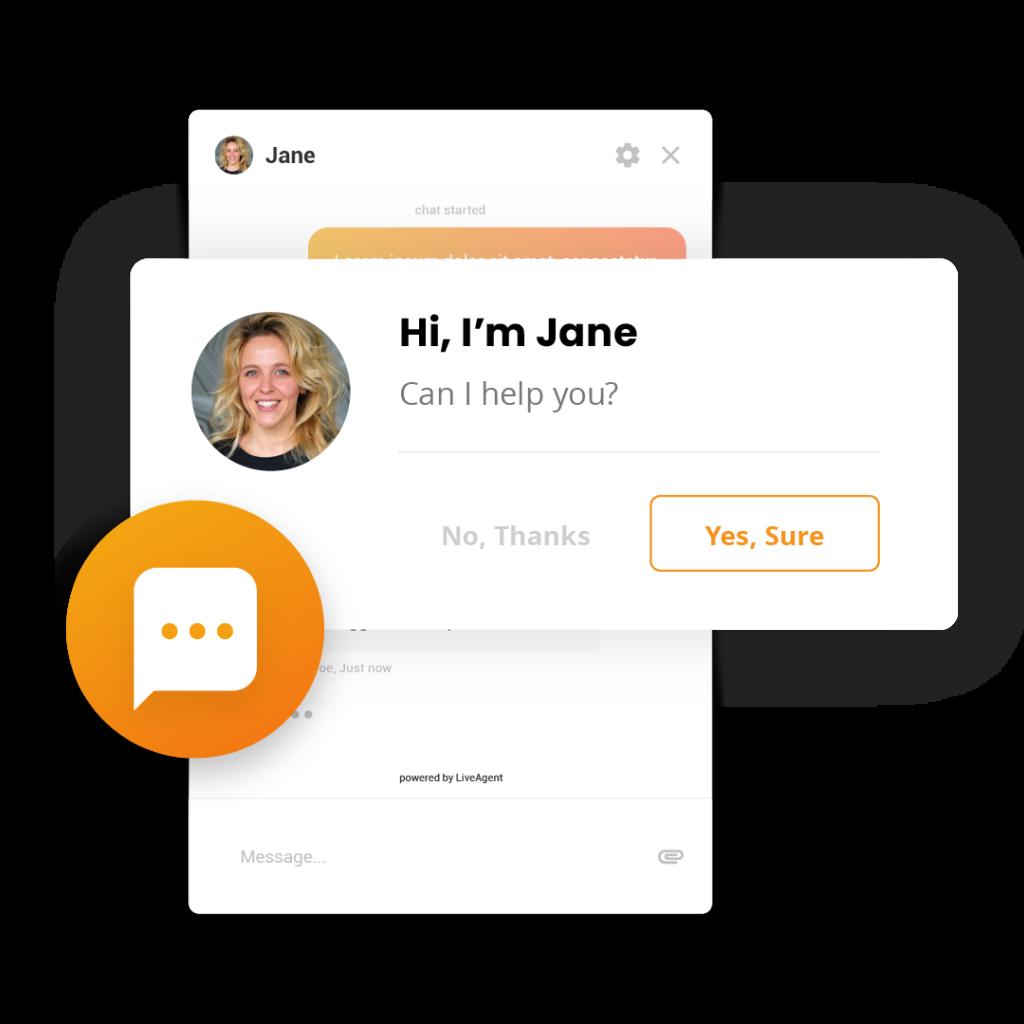 Live-Chat-Vorteile-Verbesserte-CX-mit-Chat-Einladungen