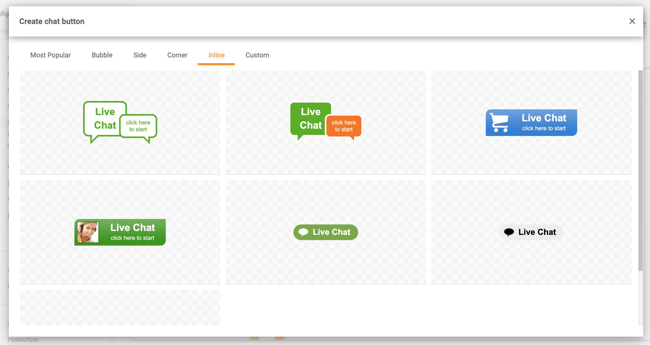 Chat-widget-gallery-Inline-LiveAgent