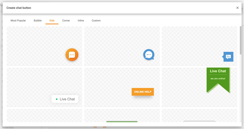 Customer-service-chat-side-LiveAgent