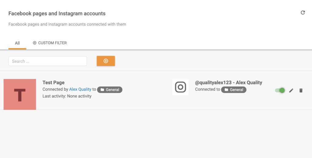 Az Instagram csatlakozik a LiveAgenthez