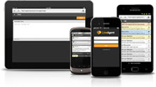 Help desk software with mobile support. Android, iOS, Windows Mobile or Blackberry