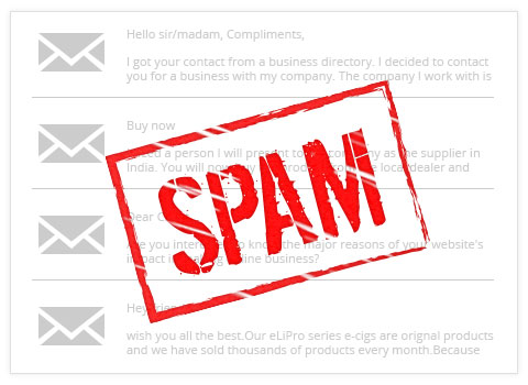 SPAM filters | LiveAgent