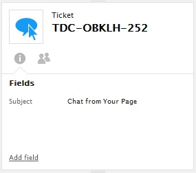 Ticket ID